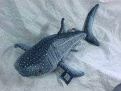 whale shark stuffed animal!