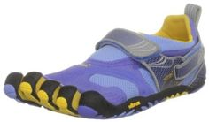 My running shoes, my scuba diving shoes, my hiking shoes..... I have 3 pair of these and love them! Can't live without my Vibram FiveFingers!