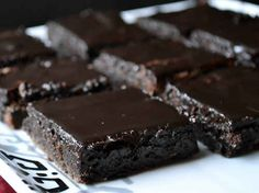 Bailey's Brownies with Jameson Whiskey Ganache | 26 Boozy Desserts To Get You Tipsy On St. Patrick's Day