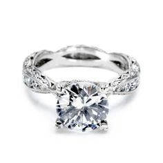 Vintage Inspired Engagement Ring~gorgeous!