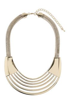 #DearTopshop Cut Out Collar - Jewellery  - Bags & Accessories