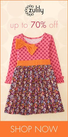 Discover hundreds of girls' dresses for all occasions & styles! With daily deals starting every morning, we have THOUSANDS of NEW PRODUCTS every day. At zulily, you never know what you'll find. Sign up for free now!