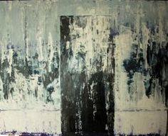 Monolith VIII Oil and gesso on canvas. 81x65 cm.  http://kainvk.deviantart.com