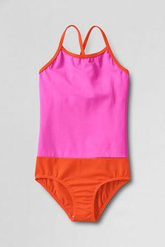 Girls Swimsuits | Girls Swimwear | Lands' End