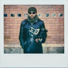 January 2020 I had the honor, pleasure and fun of posing for, and talking with noted Jean Andre Antoine on — then he let me take a couple of him! Fuji Instax, Great Photographers, Lomography, Winter Jackets, Take That, Poses, Cameras, January, Films