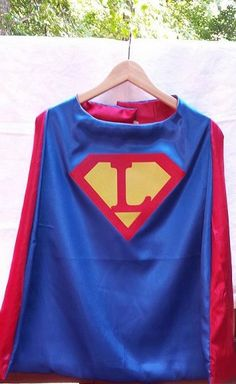 Free Mask With Personalized Superhero Cape by littleshepsters