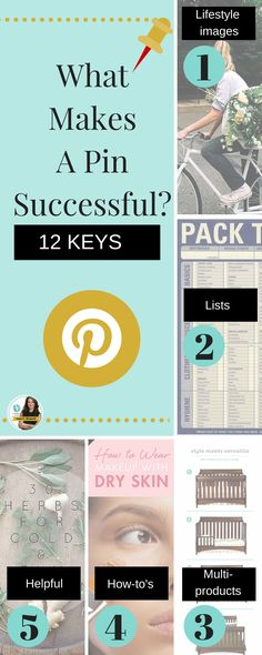 Look at all the images you have created to date and use this 12 step checklist to see how you can improve your images. Maximizing everything you do on Pinterest will help you not only stand out from your competition but help you get found on Pinterest's search results. Read more at http://www.business2community.com/pinterest/create-great-images-pinterest-12-keys-01241452#FZL3sT4ylF9VrJzG.99   Pinterest for Business