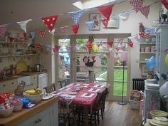 Julia's lovely kitchen is the closest i've ever seen to my dream kitchen :) xx