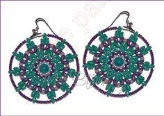 Pattern bijoux: ORECCHINI