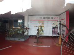 cycle museum Moret-sur-Loing