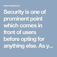 Security is one of prominent point which comes in front of users before opting for anything else. As you can't stand at your premises you need someone to keep a watch at your place whenever you are far away. Free Classified Ads, Ip Camera, Watch, Bracelet Watch, Clocks, Wrist Watches