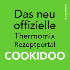"""Neuer Name – neue Funktionen: COOKIDOO ® ist da! Im Zuge der anstehenden cook key Veröffentlichung für den TM5 hat Thermomix das hauseigene Rezeptportal """"Thermomix Rezeptwelt"""" umbenann…"""