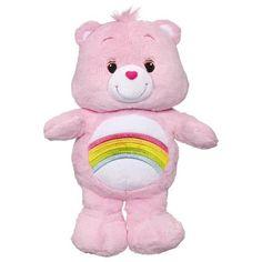 Care Bears Cheer Bear Plush Doll