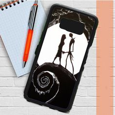 The Nightmare Before Christmas Disney #19 Samsung Galaxy S8 Plus Case Casefreed