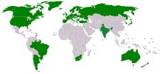 Missile Technology Control Regime (MTCR) Member Countries