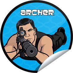 """Archer S4E1 -""""Fugue And Riffs"""" -01/17/13 #FX"""