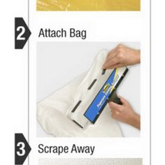 Finally! Easily Remove a Popcorn Ceiling With This New Ceiling Scraper