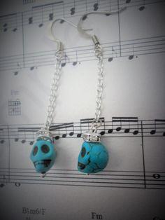 Skull's baby yeah by BonesandGlitter on Etsy