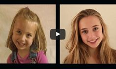 This is so amazing.  Incredible Time-Lapse Video Shows Just How Quickly Kids Grow Up