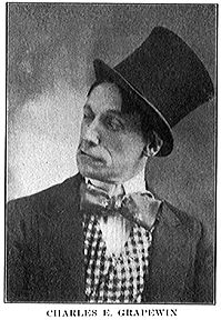 Charley Ellsworth Grapewin (December 20, 1869 – February 2, 1956) was an American vaudeville performer and a stage and film actor, who portrayed Uncle Henry in MGM's The Wizard of Oz (1939) and Grandpa Joad in the film The Grapes of Wrath (1940).