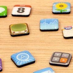 iPhoneアプリマグネット
