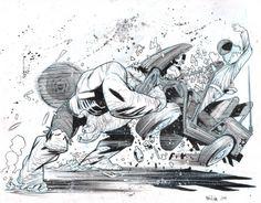 Hulk by James Harren