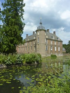 Kasteel De Slangenburg Doetinchem gemaakt door Marieke Rouwenhorst