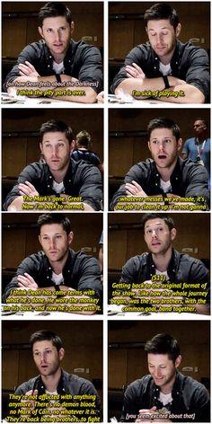 [gifset] Jensen interview at #SCC15