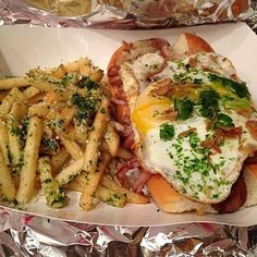 Dogzilla Hot Dog Truck — Orange County, Calif. | What you should get: Yaisoba Dog with sunny-side-up egg, it's not yaki at all.The 25 Most Popular Food Trucks Of 2013