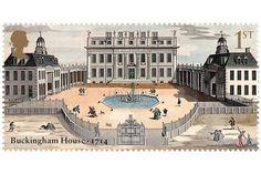 Buckingham House 1714