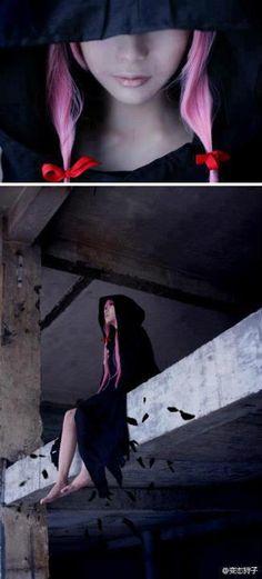awesome future diary cosplay | gasai yuno cosplay yuno cosplay anime cosplay anime mirai nikki