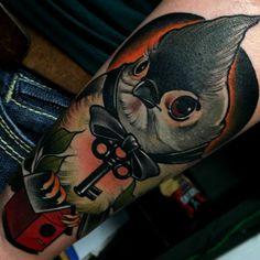 Tattoo done byAniela Dahlgren