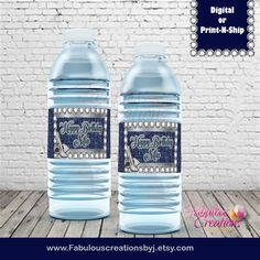 Excited to share the latest addition to my shop: Denim & Diamonds water bottle labels , Custom Denim and Diamonds labels, Printable Denim and Diamonds labels,Denim and Diamonds party favors Diamond Theme, Diamond Party, 16 Oz Water Bottle, Water Bottle Labels, Party Labels, Party Favors, Diamonds And Denim Party, Pearl Party, Bar Wrappers