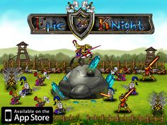 An upcoming game release on 17th may for #iPad, iPhone, #iOS, #Games. Stay tune for epic game play on iOS.