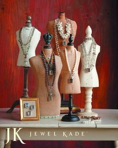 Jewel Kade it's where your personality has a home and makes a fashion statement.