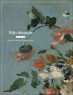 Source for high resolution art work - personal use - Rijks Museum