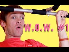 Best workout videos ever. Pullups and Pick-me-ups - Workout Wednesday #1 - YouTube Zack Anner