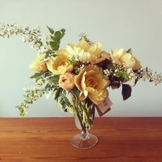 floral design and photo by ariel dearie flowers