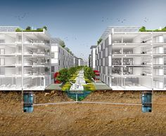 On the waterfront: Royal Docks green design competition | Magazine Features | Building