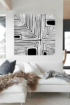 Sale-Black/White – NMAAHC Inspired Art Large Canvas Painting Abstract Minimalist Modern Original ContemporaryArtwork Commission Art Art inspiration… Black/White NMAAHC Inspired Art Large Canvas by ArtbyDinaD Contemporary Artwork, Modern Art, Contemporary Artists, Minimal Art, Minimalist Artwork, Minimalist Painting, Modern Minimalist, Poster Layout, Painting Techniques