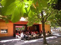 Sommer - Restaurant Pavillon im Park - Basel