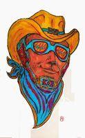 Space Cowboy-Dez Carzon by KramOcrut