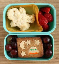 A weeks worth of super cool kids lunches!