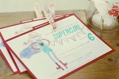 supergirl birthday party