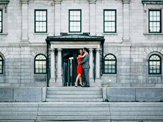 Old Montreal Engagement Session by Joel Bedford Photography; Montreal Wedding Photographer