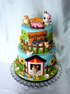 farm fresh birthday cakes