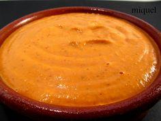 Les receptes del Miquel: Salsa de calçots