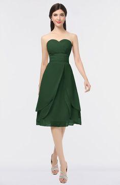 63f516b99d2 ColsBM Alondra - Hunter Green Bridesmaid Dresses