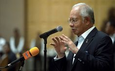 Prime Minister Datuk Seri Najib Razak announced that the country has scored well with 75.42 per cent in its own Shariah Index that measures compliance with Islamic standards. — File pic