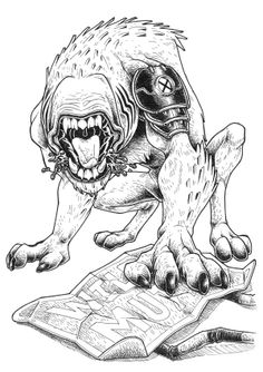 Ben 10 Creatures (Inspired) by Maman Rosnan, via Behance